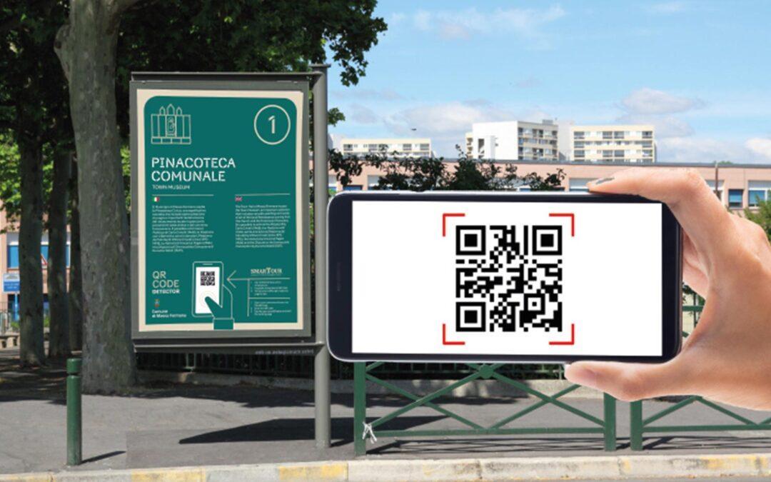 SmarTour: segnaletica turistica interattiva