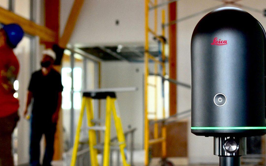 Rilievi 3D laser-scanner per edifici e aree aperte